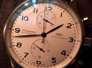 IWC Portuguese Chrono © 2017 Adam Brown