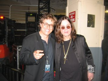 Ozzy at EJ