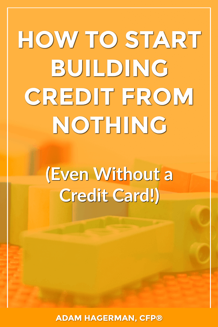 Credit | Build Credit | No Credit | Personal Finance | Debt | Credit Cards | Budgeting | Money | Saving Money