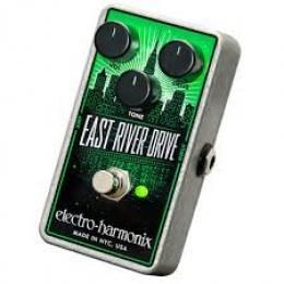 guitar overdrive pedal shootout electro harmonix east river drive review the blogging musician. Black Bedroom Furniture Sets. Home Design Ideas
