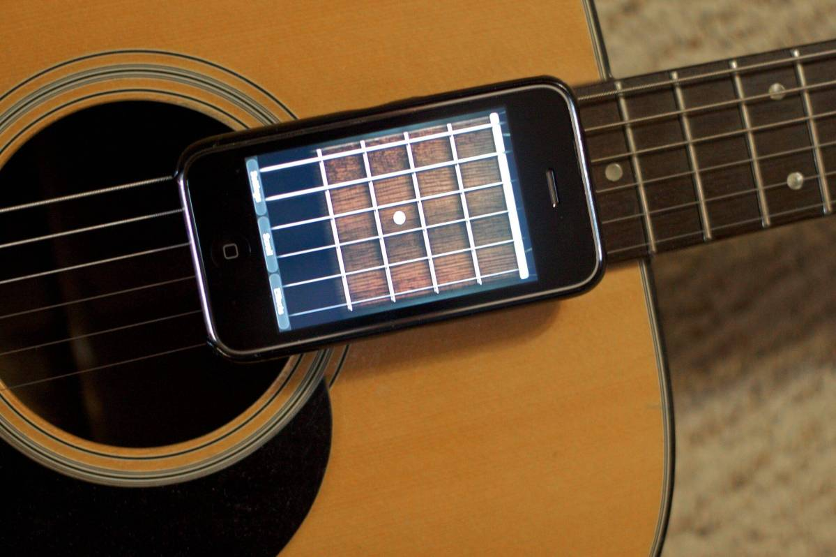 Guitar: Apps, Technology and Practice