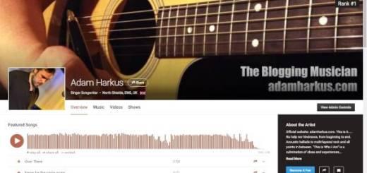 Adam Harkus Music - Reverbnation