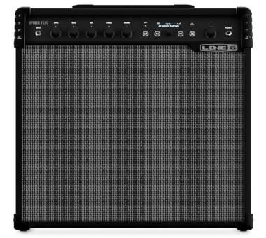 Line 6 Spider V Guitar Amplifier : A Deeper Look