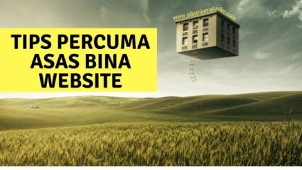 ASAS BINA WEBSITE
