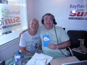 Adam and Gaunty on SUNtalk and Bay radio