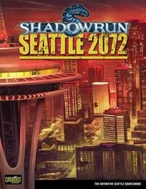 Seattle 2072 Cover