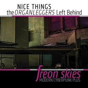 Freon Skies Cover