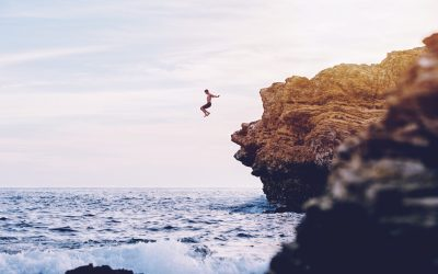 How certain do you need to be to jump?