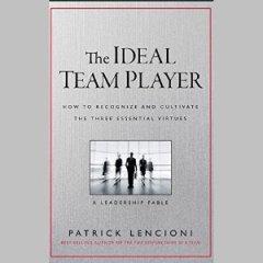 ideal team player