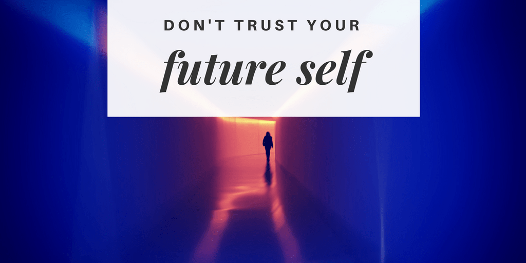 Don't trust your