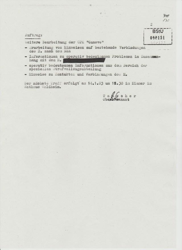 OPK GANOVE -OSL Dr. Siegfried Hillmann      15