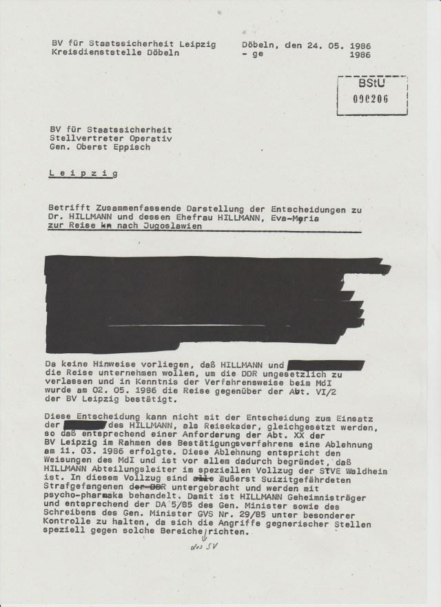 OPK GANOVE -OSL Dr. Siegfried Hillmann      18