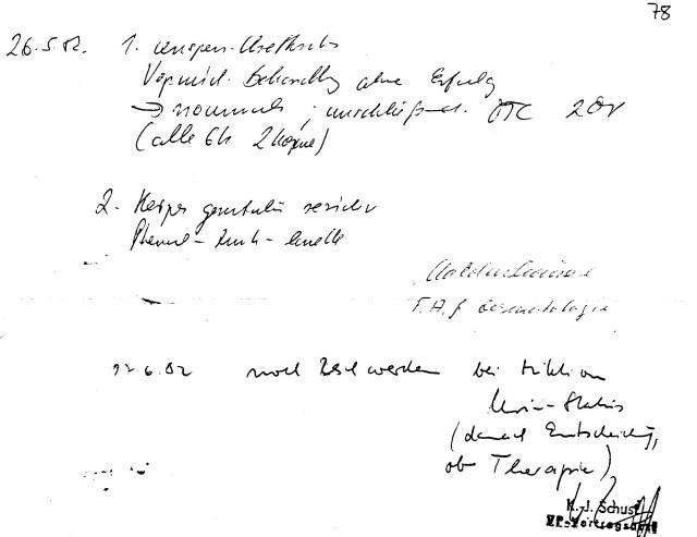 Zersetzung von Adam Lauks 1982.05.26.1