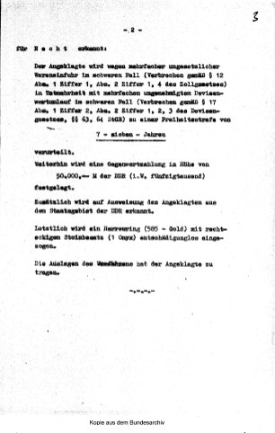 Zersetzung von Adam Lauks 1983.04.26.3