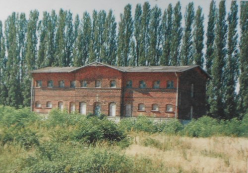 Haus 8 - Zuchthaus Berlin Rummelsburg. Hier beherbergte IME NAGEL sogar seinen Generalsekretär Erich Honecker und betreute