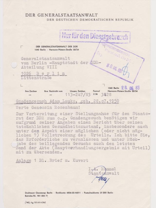 """Die STASI - IMS """" Nagel """" und IMS """" Pit"""" und IMS """"Georg Husfeldt """" wußten was sie tun und auch Dipl Med Hauptmann Hoffmann im HKH Leipzig Meusdorf"""