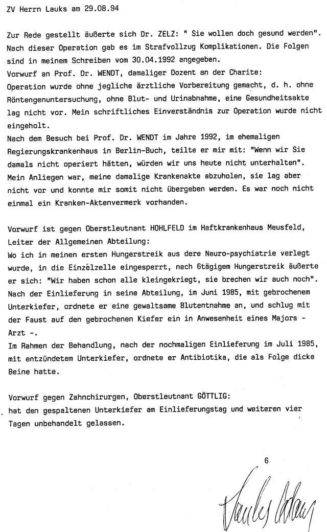 30 Js 1792 93 Ermittlungsverfahren der Staatsanwaltschaft II Bln 061