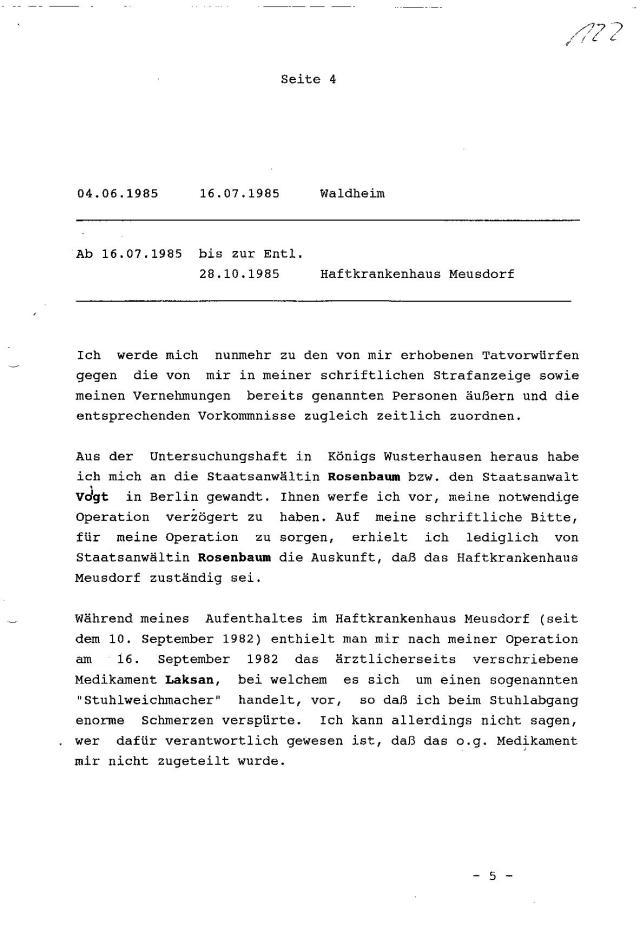 Ermittlungsverfahren 30 Js 1792 93 1