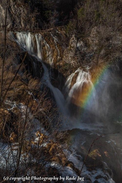 Frühling  2013 endlich an Plitvicer Seen