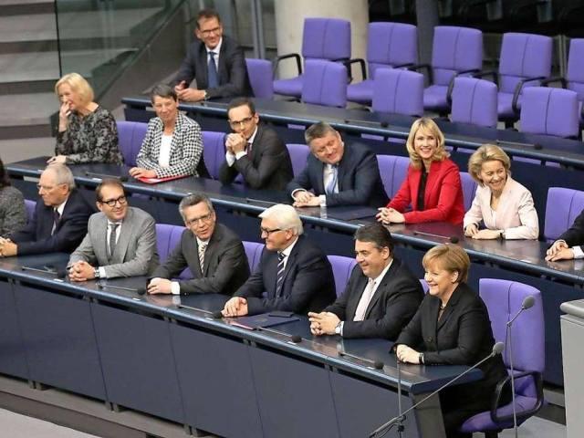 Kollektives Schweigen,Beschweigen&Verschweigen dient der Unterdrückung und Verzerrung der jüngsten Deutschen Geschichte... seit spätestens Mai 2007