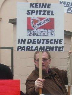 Bei Montagdemos in Potsdam 2009 prägte Volkmar Näder  das Wort STAZIS und wir vwerhinderten die Wahl des IM JONSON -  Scharfenverg  zum Bürgermeister von Potsdam!