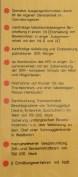Bei einer Wirtschaftsdiversion gegen das Außenhandel der DDR wo der errechnete Zollschaden oder Wirtschaftsschaden weit über eine Milliarde der M DDR beträgt, bei Aufklärung in Höhe 700.000 M DDR ist eine Verschleierung, Unterschlagung und Abschirmug zugleich.
