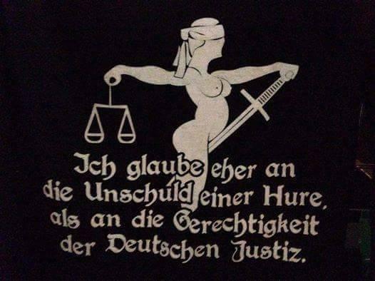 Die STASI-Täter wurden durch die Gauck Behörde vor der Justiz geschüzt!
