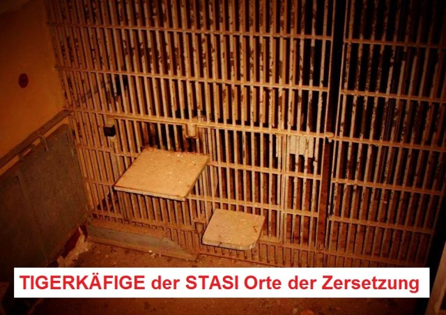 21 Tage ( und Nächte ) war der Regelsatz der Verbindungsoffiziere des MfS; Im Zuchthaus Berlin Rummelsburg war es der Oberstleutnant Neidhardt