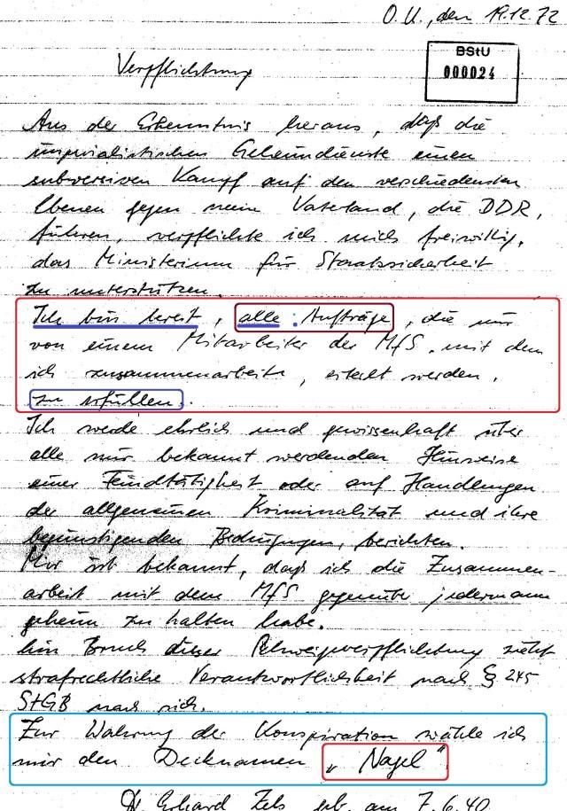Verpflichtung des MR Hautman der VOPO Dr.Erhard Zels als IMS Arzt