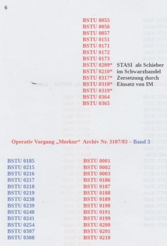 Urkundenunterdrückung und Aktenmanipulation der BStU 23.1.2018 Seite 6