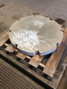Aluminum Blank 361lbs