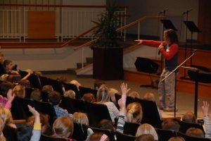 Dock Mennonite Academy School Visit