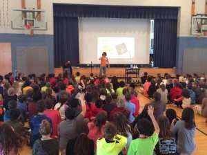EMC Elementary School Visit