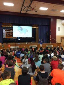 Oxford Valley Elementary School Visit
