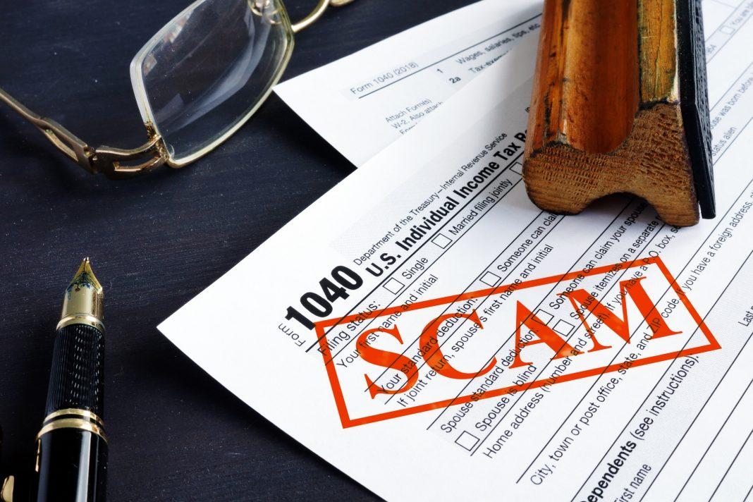 Dirty dozen scams