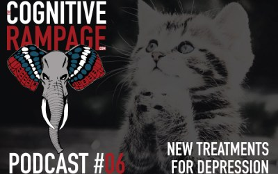 TCR #6: New Treatments for Depression