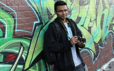 TCR #22: Damiano Raveenthiran Ayahuasca