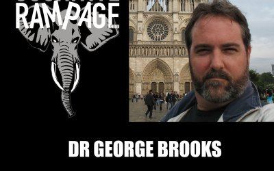 TCR #25: Dr George Brooks