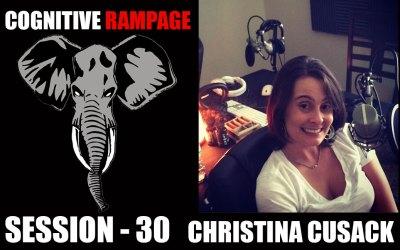 TCR #30: Christina Cusack