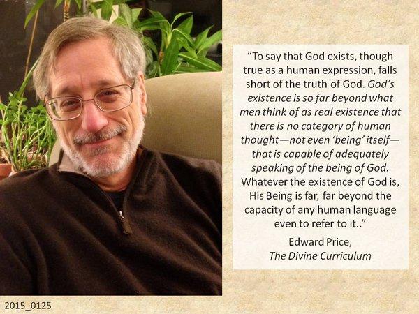 TCR #74: Edward Price