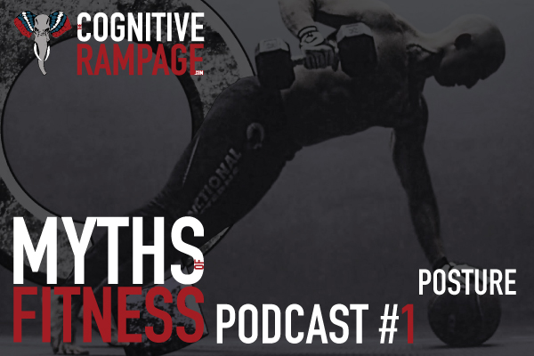 Ep1: Myths of Fitness with Naudi Aguilar: Posture
