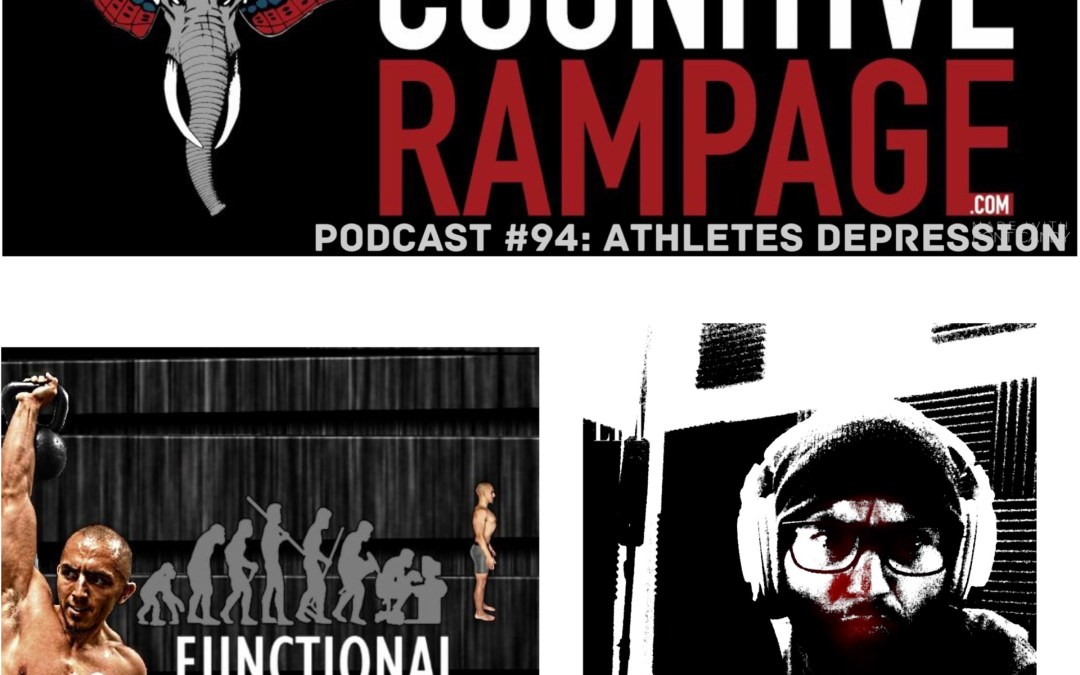 TCR #94: Athletes Depression