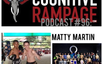 TCR #96: Matty Martin