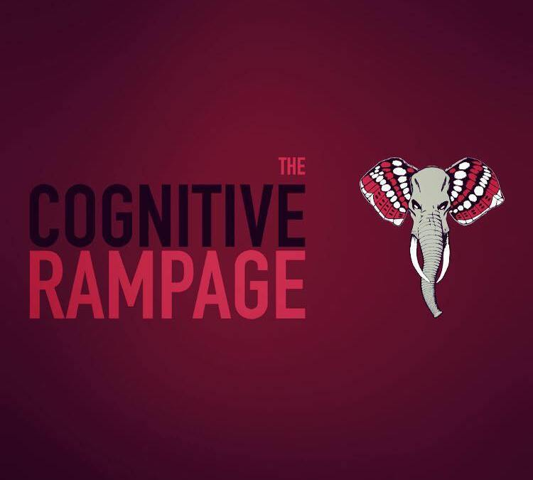 Cognitive Rampage #196: Terence Berlage
