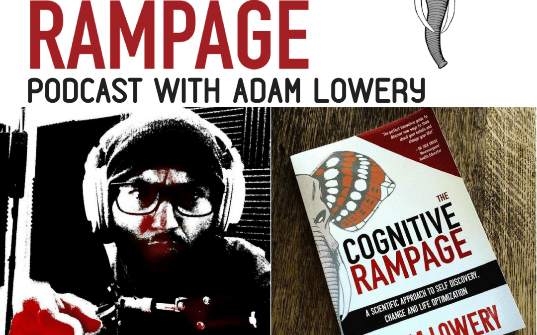 Cognitive Rampage #222: How to beat depression and anxiety