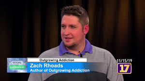 TCR #286: Zach Rhodes, Author of Outgrowing Addiction with common sense instead of disease therapy