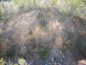 Cloudcroft - Looking down from Devil's Elbow Overlook