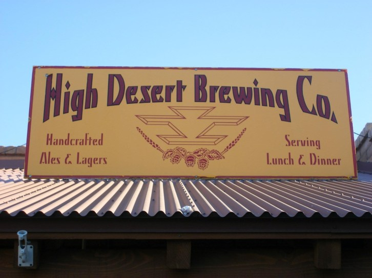 High Desert Brewing Co