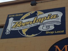 Beertopia, an awesome beer store and bar!