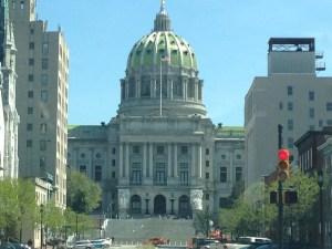Pennsylvania State Capitol, Harrisburg
